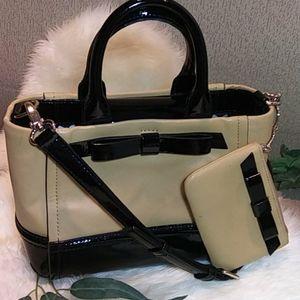 Kate Spade sachel w/coin purse